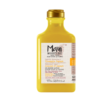 Lightly Hydrating + Pineapple Papaya In-Shower Lotion, 577 ml