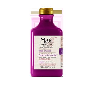 Extra Hydrating + Shea Butter Body Wash, 577 ml
