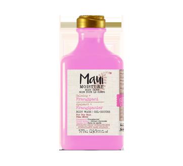 Calming + Frangipani Body Wash for Dry Skin, 577 ml