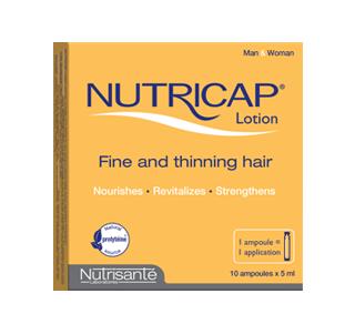 Anti-Hair Loss Lotion Men, 10 x 5 ml