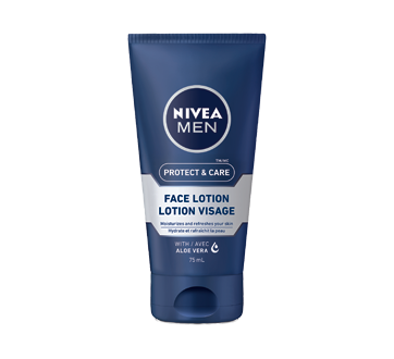Image 2 of product Nivea Men - Protect & Care Face Lotion, 75 ml