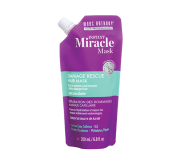 Image of product Marc Anthony - Instant Miracle Mask Damage Repair Hair Mask, 200 ml