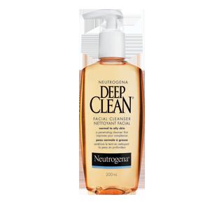 Deep Clean Facial Cleanser, 200 ml – Neutrogena : Face