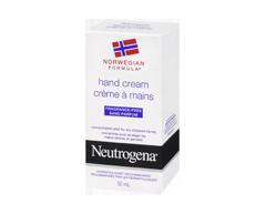 Image of product Neutrogena - Norwegian Formula Fragrance Free Hand Cream, 50 ml