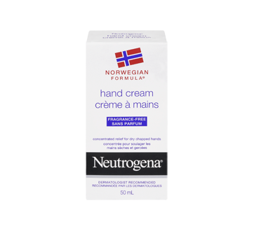 Image 3 of product Neutrogena - Norwegian Formula Fragrance Free Hand Cream, 50 ml