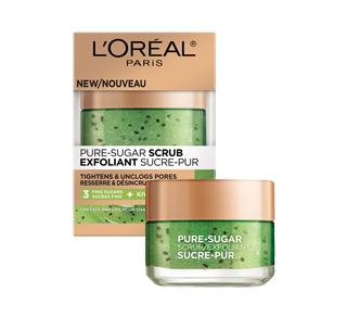 Pure-Sugar Scrub for Face and Lips, 50 ml, Oily Skin