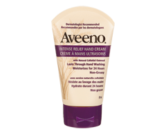Image of product Aveeno - Intense Relief Hand Cream, 97 ml