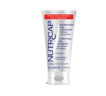 Image of product Nutricap - Anti-Hair Loss Shampoo for Fine Hair, 150 ml