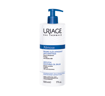 Image of product Uriage - Xémose Anti-Itch Soothing Oil Balm, 500 ml