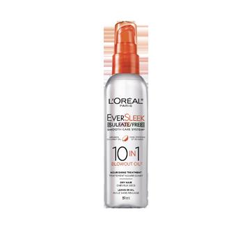 EverSleek 10 in 1 Blowout Oil Nourishing Treatment, 89 ml, Argan & Coconut Oil