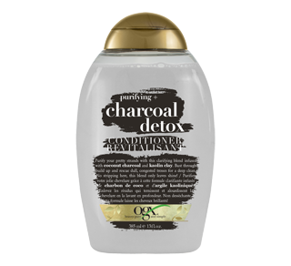Purifying + Charcoal Detox Conditioner, 385 ml