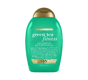 Image of product OGX - Active Beauty Green Tea Fitness Shampoo, 385 ml