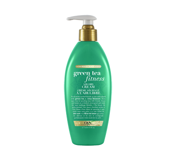 Active Beauty Green Tea Fitness Air Dry Cream, 177 ml