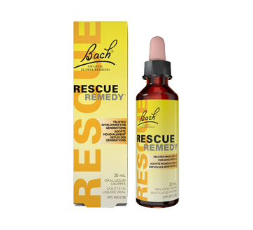 Rescue Remedy Drops 20 Ml Rescue Sleep And Relaxation Jean Coutu