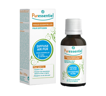 Image 2 of product Puressentiel - Essential Oils for Diffusion, 30 ml, Air Purifying Blend