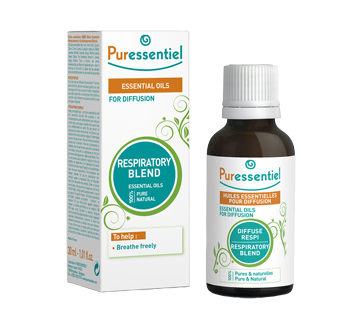 Essential Oils for Diffusion, 30 ml, Respiratory Blend