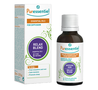 Essential Oils for Diffusion, 30 ml, Relax Blend