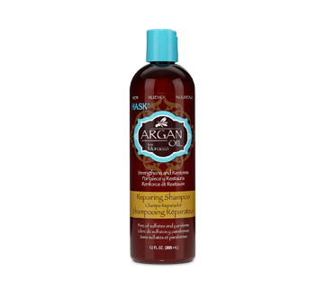 Argan Oil from Morocco Repairing Shampoo, 355 ml