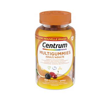 Image of product Centrum - Centrum MultiGummies, 150 units