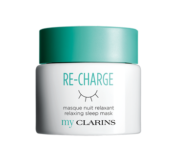 My Clarins Re-Charge Relaxing Sleep Mask, 50 ml