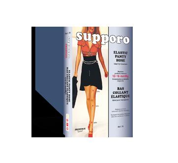 Image of product Supporo - Elastic Panty Hose, 12-16 mmhg, X-Large, 1 unit, Beige