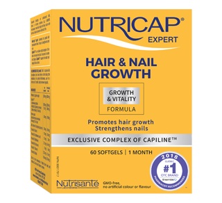 Nutricap Hair and Nails, 60 units