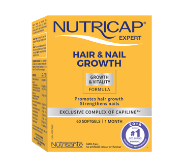 Image of product Nutricap - Nutricap Hair and Nails, 60 units