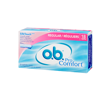 Image 3 of product O.B. - Pro Comfort Regular, 18 units