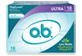 Thumbnail 1 of product O.B. - Tampons Ultra Heavy Days, 18 units
