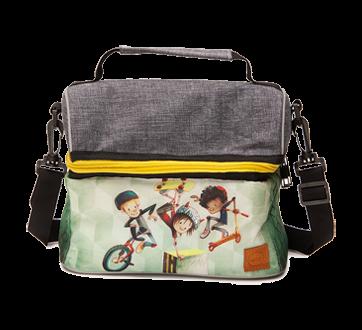 Dome Lunch Bag, 1 unit, Daredevils