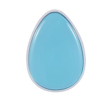 Image 2 of product Personnelle Cosmetics - Silicone Makeup Sponge, 1 unit, Blue