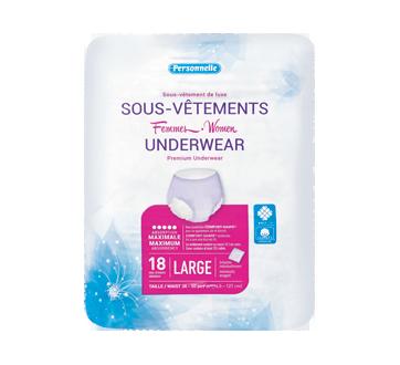 Underwear, 18 units