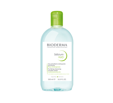 Sébium H2O Micellar Water, 500 ml
