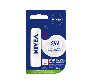 Image 1 of product Nivea - Soothing Care SPF 15, 4.8 g
