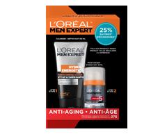 Image of product L'Oréal Paris - Men Expert Anti-Aging Daily Ritual, 2 units