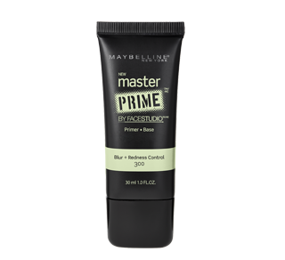 Facestudio Master Prime Primer, 30 ml, Blur + Redness Control