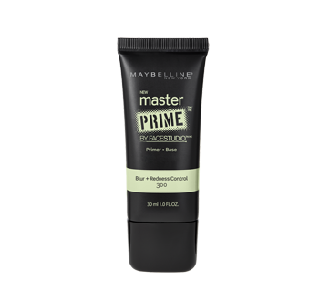 Image of product Maybelline New York - Facestudio Master Prime Primer, 30 ml, Blur + Redness Control