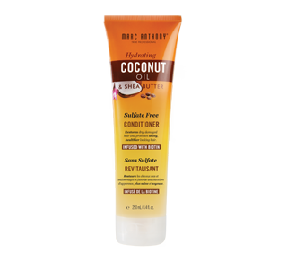 Hydrating Coconut Oil & Shea Butter Sulfate Free Conditioner, 250 ml