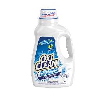 Laundry Stain Remover, 1.47 L, White Revive