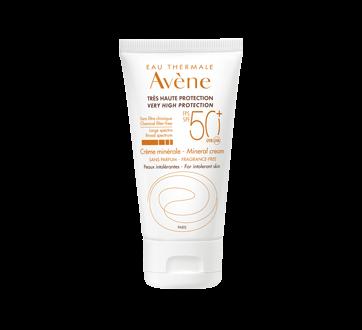 Mineral Cream SPF 50+, 50 ml