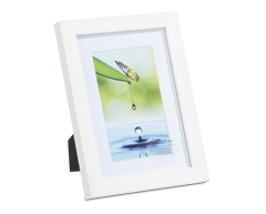 Image of product Columbia Frame - Impression Gallery Frame, 1 unit, White