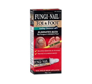 Image of product Funginail - Toe and Foot, 20 g, Toe Fungus and Athlete Foot