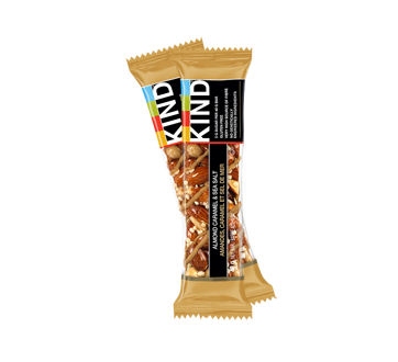 Kind Bar, Almonds, Caramel and Sea Salt, 40 g