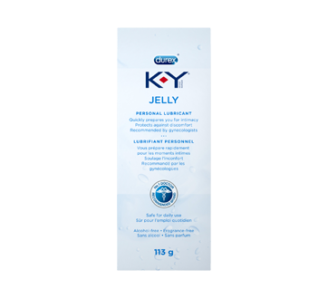 Image of product K-Y - Personal Lubricant, Gel, 113 g