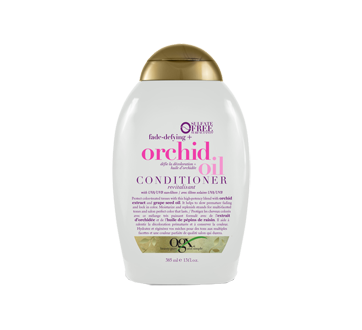 Orchid Oil Fade Defying Conditionner, 385 ml