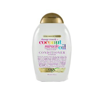 Coconut Miracle Oil Damage Remedy Conditioner , 385 ml