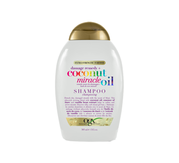 Image of product OGX - Coconut Miracle Oil Damage Remedy Shampoo , 385 ml
