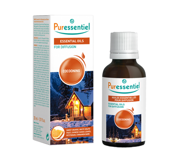 Essential Oil for Diffusion, 30 ml, Cocooning