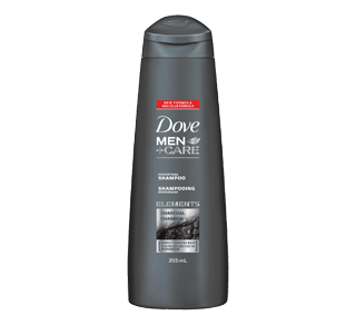 Elements Charcoal Fortifying Shampoo, 355 ml