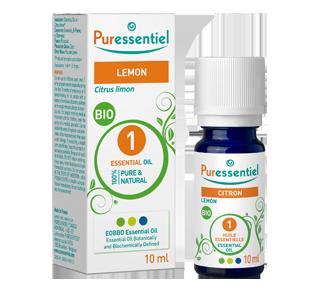Organic Essential oil, 10 ml, Lemon